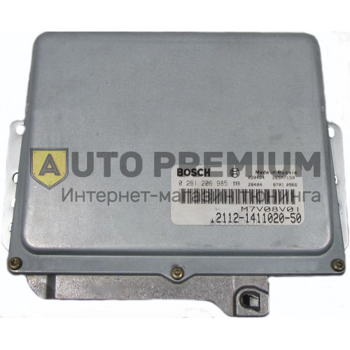Контроллер ЭБУ BOSCH 2112-1411020-50 (VS 1.5.4).